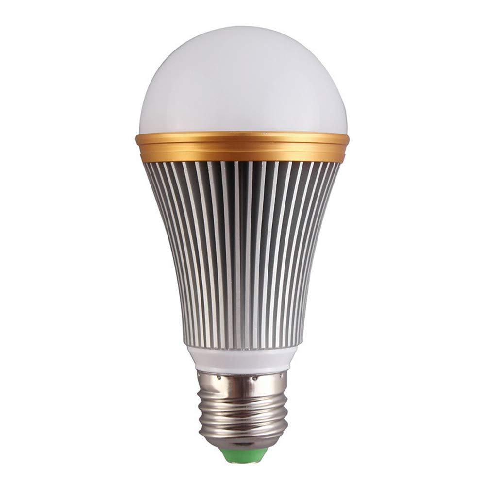 XIHOME LED Bulbs 60W-80W Equivalent 8W,640 Lumens A60 Frosted ES Globe E27 Edison Screw Bulb,Super Bright 2700K Warm White,Non-Dimmable,Energy Saving Light Bulbs,AC85-265V Compatible with E26 2-Pack