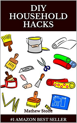 DIY Household Hacks by [Stone, Mathew]