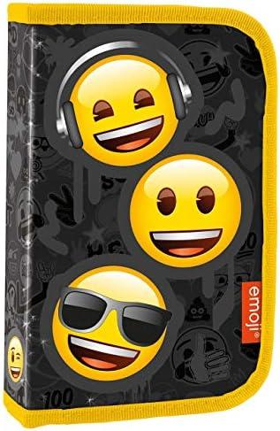 Emoji emojis - Estuche escolar (21 piezas): Amazon.es: Oficina y papelería