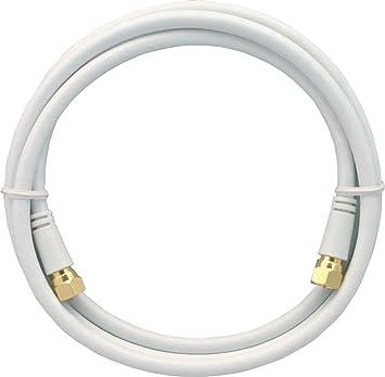 """SKT mak15003 Cable de módem, 150 cm""""Coaxial de Conector de Cable,"""