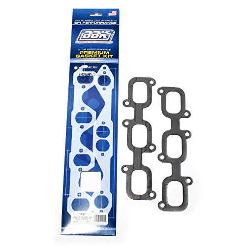 BBK Performance Parts 1411 Premium Header Gasket Set For Stock Or Aftermarket Headers Premium Header Gasket Set (Gasket Bbk Header)