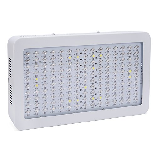 Asvert 1500w LED Grow Light Full Spectrum Double Chips with UV & IR for Garden Greenhouse Indoor Plant Veg and Flower by Asvert