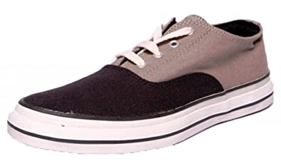 ecaa86d8165 Image Unavailable. Image not available for. Colour  Converse Unisex 111304  Black   Grey Canvas Casual Shoes