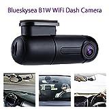 Blueskysea B1W WiFi Mini Dash Cam Car Camera