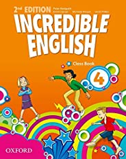 Incredible English 4 - Class Book: Vol. 4