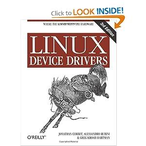 Linux Device Drivers, 3rd Edition Greg Kroah-Hartman