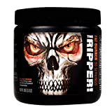JNX Sports The Ripper! Fat Burner Dietary Supplement with Super Thermogenesis, Appetite Control & Extreme Energy | Blood Orange | 30 SRV