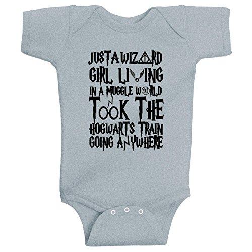 Top Baby Girls Novelty Bodysuits