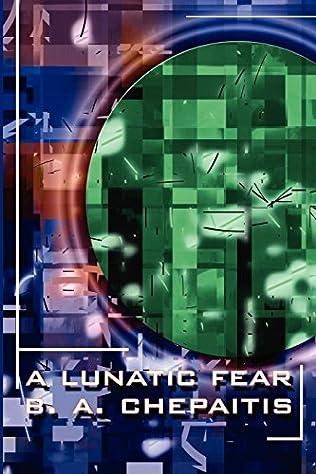 book cover of A Lunatic Fear