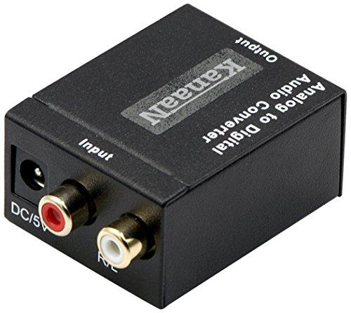 Leicke KN39257 KanaaN Audio-Analog-auf-Digital Konverter