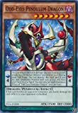 Yu-Gi-Oh! - Odd-Eyes Pendulum Dragon (YS16-EN008) - Starter Deck: Yuya - 1st Edition - Common