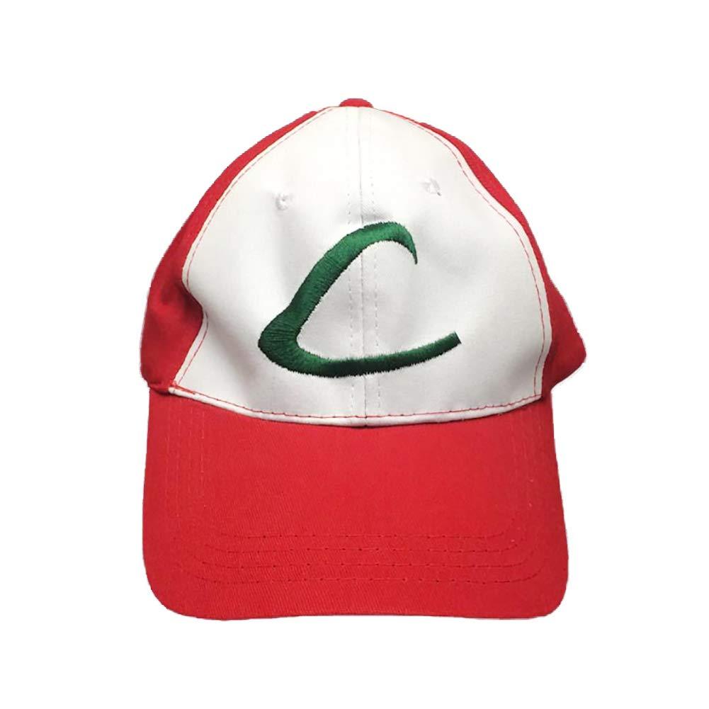 Hilai - Gorra de béisbol para Cosplay, diseño de Pokémon: Amazon ...