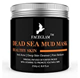sea glow cleaner - NEW Original Dead Sea Mud Mask – For Healthy Looking Skin – Anti Acne – Deep Skin Cleanser – Pore Reducer – 8.8 Ounces