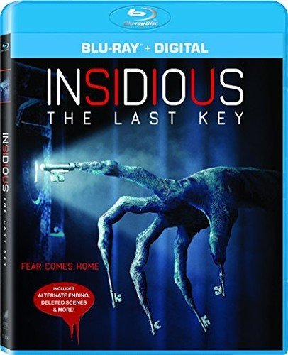 Insidious: The Last Key 2018 BRRip 720p Dual Audio Hindi