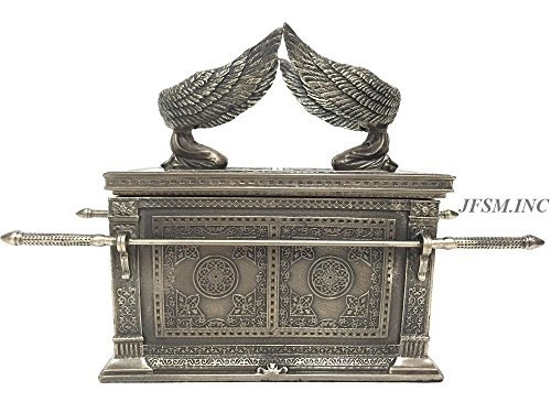 - veronese Ark of the Covenant Trinket Box,Bronze