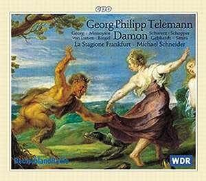 TELEMANN - Der Neumodische Liebhaber Damon - Amazon.com Music