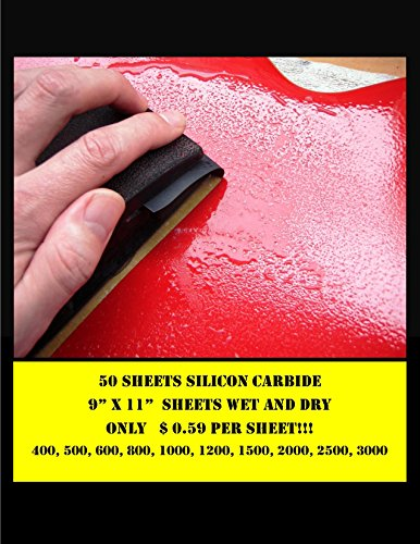 3m 800 wet sandpaper - 7