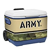 Victory Corps 810015ARMY-002 Army West Point Black Knights 50 Quart Rappz Cooler Cover