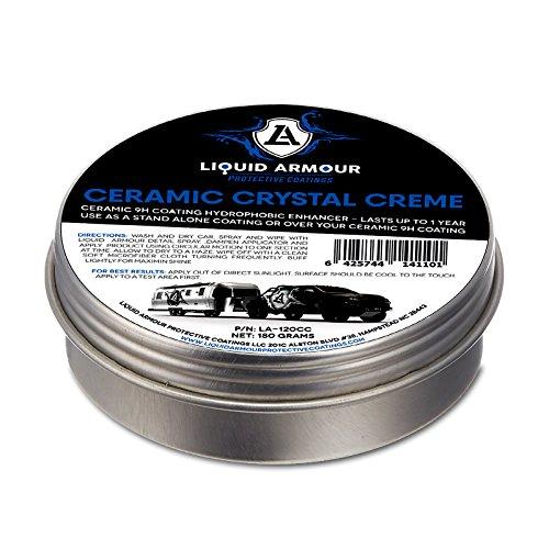 Liquid Armour Ceramic Crystal Creme Liquid Armour Protective Coatings