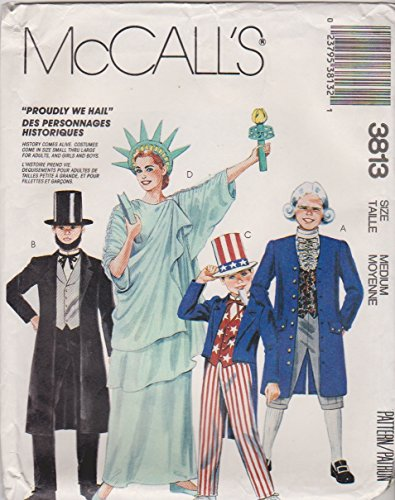 McCall's Sewing Pattern 3813 6143 8701 Adult Size 36-38 for sale  Delivered anywhere in USA