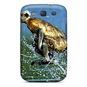 For Case Samsung Galaxy S4 I9500 Cover PC Phone (animal)