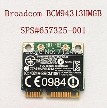 ARBUYSHOP Wireless card Broadcom BCM4313 BCM94313HMGB BCM20702 half