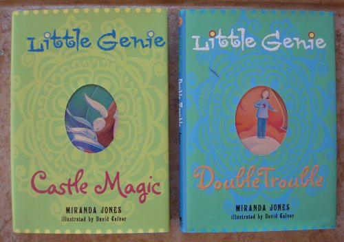 Little Genie Set of 2 Chapter Books (Double Trouble ~ Castle Magic)