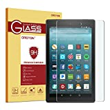 All-New Fire 7 Kids Edition/Fire 7 Screen Protector (2017 Release) - OMOTON Tempered Glass Screen Protector for All-New Fire 7 Kids Edition/Fire 7 Tablet with Alexa (2017 Release)