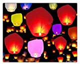20 Mix - 'A LIITTLE TREE' Chinese Flying Sky Lanterns (A LIITTLE TREE)