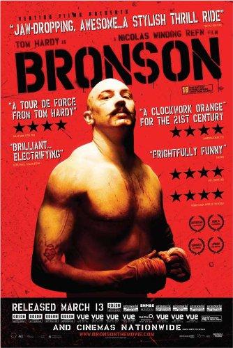 Bronson Poster Movie UK 27x40 Tom Hardy Matt King