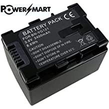 PowerSmart\xae 2400mAh Replace JVC BN-VG107U Rechargeable Lithium-ion Battery Pack
