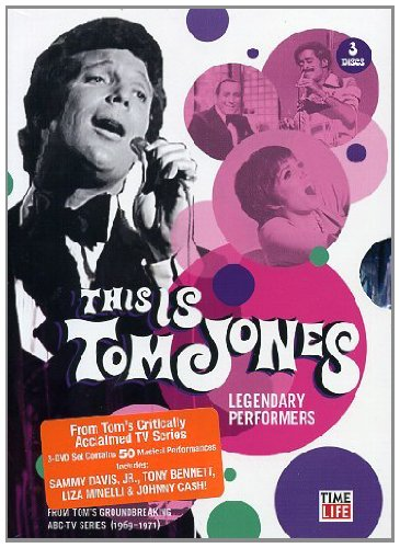 Legendary Performer - This Is Tom Jones Volume 2: Legendary Performers