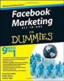 img - for Facebook Marketing All-in-One For Dummies book / textbook / text book