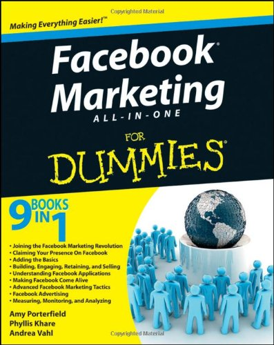 Facebook Marketing All-in-One For Dummies