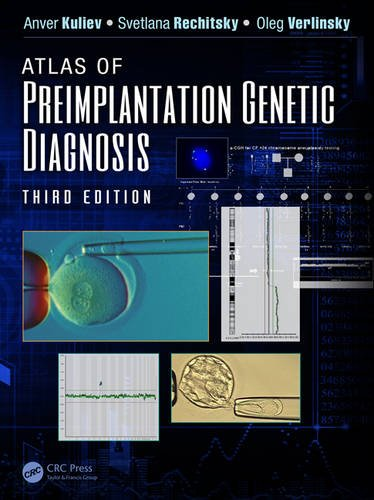 Atlas of Preimplantation Genetic Diagnosis (Encyclopedia of Visual Medicine Series)