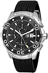 TAG Heuer Men's CAJ2110.FT6023 Aquaracer Chronograph Watch