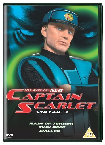 Gerry Anderson's New Captain Scarlet - Vol. 3 [Import anglais]