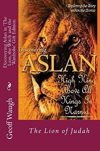 Discovering Aslan In The Lion The Witch And The Wardrobe Gift