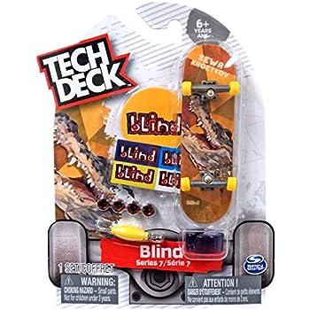 Amazon Com Tech Deck Alien Workshop Series 2 Ultra Rare
