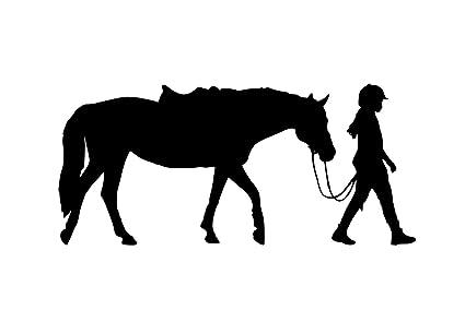 Amazon Com Horse Decal Girls Bedroom Decor Teen Room Sticker