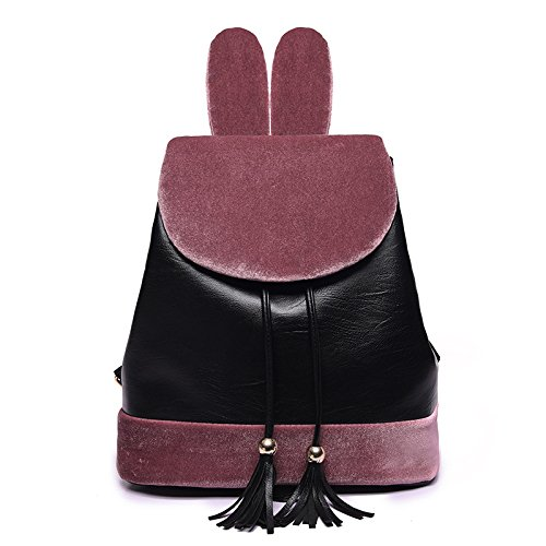 amp; Purse For Backpack Shoulder School Casual Mini Purple Women Leather Fashion Backpack Bag Girls UCwZqFPx