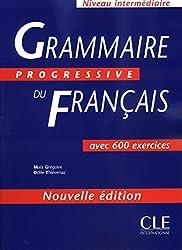 Grammaire progressive du français (600 exercices, intermédiaire)