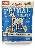 Primal Turkey Liver Munchies Review