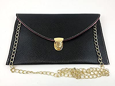 Fashion Women Handbag Shoulder Bags Envelope Clutch Crossbody Satchel Purse Leather Lady Bag