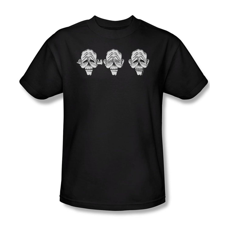 Hear No Heads - Mens T-Shirt In Black