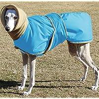 Idepet Abrigo de Invierno para Perros, Chaqueta para Perros, Chaleco para Perros a Prueba de Viento, Ropa con Cuello…