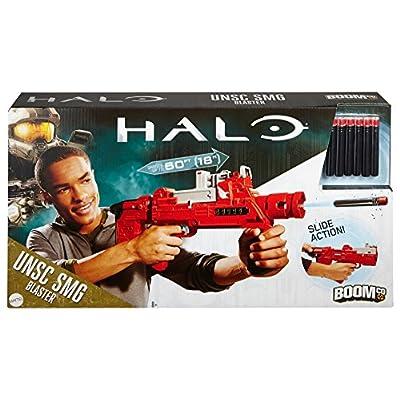 BOOMCo. Halo UNSC SMG Blaster: Toys & Games