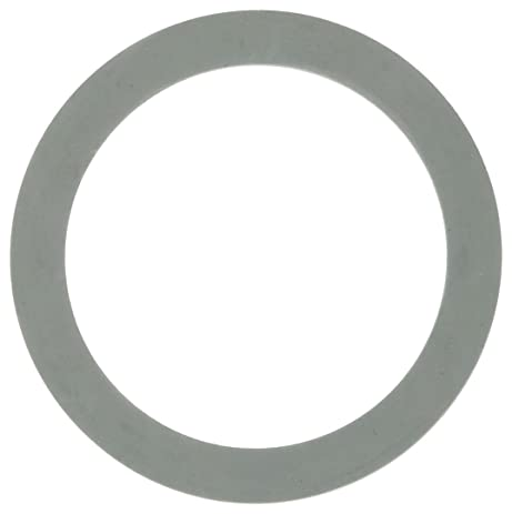 white rubber gasket. o-gasket rubber 3-pack o-ring gasket seal for osterizer and oster white g