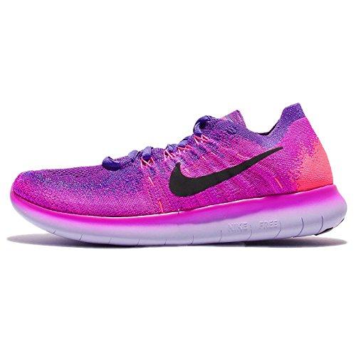 a2698f2476 NIKE Free RN Flyknit 2017 Women's Running Sneaker - Buy Online in ...
