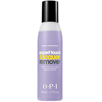 amazon com opi nail lacquer remover expert touch 3 7 fl oz